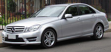 Mercedes-Benz C-Class (W204) - Wikiwand
