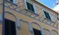 Messina, Via Garibaldi, banco Cerruti o palazzo del Granchio o Isolato 312 (Comp.III) del PR di Messina o palazzo Francesco Savoja e Matilde Savoja vedova Galletti (Gino Coppedè e Giuseppe Mallandrino) , g.png