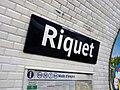 Metro de Paris - Ligne 7 - Riquet 08.jpg