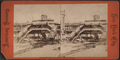 Metropolitan elevated R.R., 14th Street station, from Robert N. Dennis collection of stereoscopic views.png
