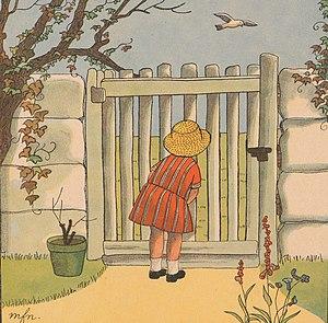 serrure de portail de jardin