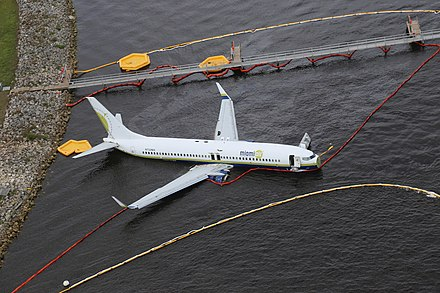 List of accidents and incidents involving commercial aircraft - Wikiwand