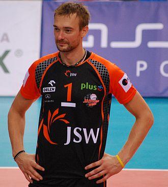 Jastrzębski Węgiel - Captain of team in 2013-2015 - Michal Lasko.