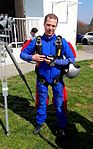 Michał Tabor skydiver, Gliwice 2017.04.01.jpg