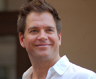 Michael Weatherly American actor and director