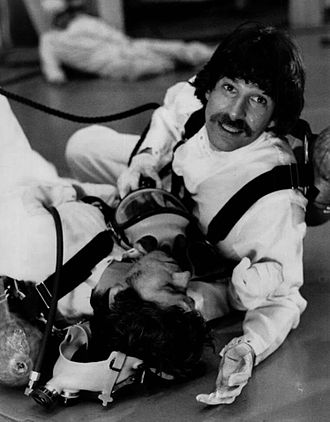 Michael Brandon - Michael Brandon (above) in Red Alert, 1977