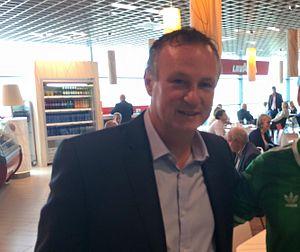 Michael O'Neill (footballer) - Michael O'Neill in 2015