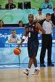 Michael Redd Beijing Olympics Men's Semifinal Basketball.jpg
