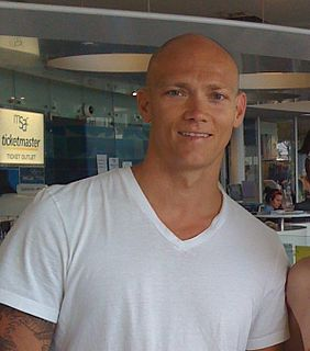 Michael Klim Australian swimmer, Olympic gold medallist, world champion, world record-holder