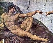 TOI LE POETE. dans -Mes romans-nouvelles-essais-poèsies. 180px-Michelangelo_Buonarroti_017-corrected