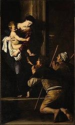 Caravaggio: Madonna di Loreto