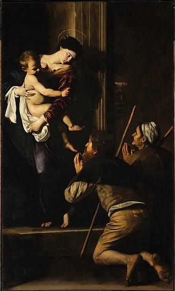 http://upload.wikimedia.org/wikipedia/commons/thumb/3/3a/Michelangelo_Caravaggio_001.jpg/361px-Michelangelo_Caravaggio_001.jpg