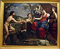 Michele desubleo, ulisse e nausicaa, post 1654, S84095.JPG