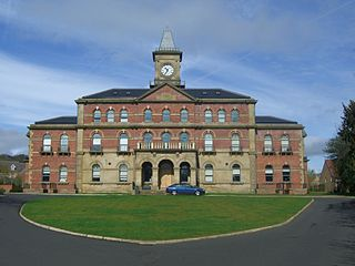 Middlewood Hospital Hospital in South Yorkshire, England