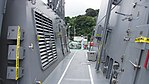 Midship deck of JS Fuyuzuki(DD-118) left side view at JMSDF Maizuru Naval Base July 29, 2017.jpg