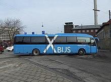 bus fra århus til frederikshavn