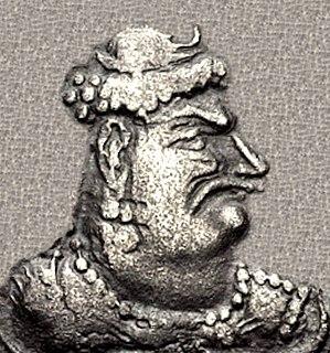 Mihirakula Ruler of the Alchon Huns