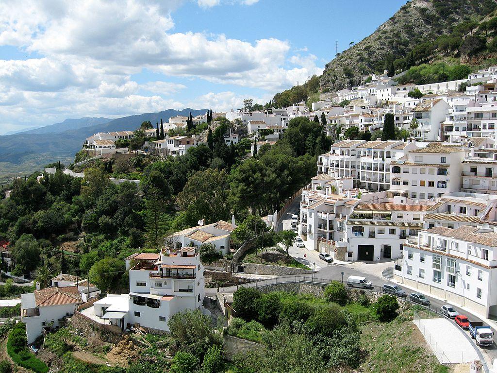 Diez pueblos de Málaga que lo tienen todo