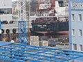 Mikhail Dudin Stern Part Paljassaare Shipyard Tallinn 20 October 2013.JPG