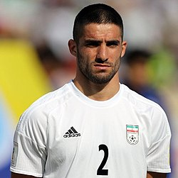 Milad Mohammadi For Iran Fifa World Cup Wikipedia