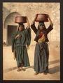 Milk seller of Siloam, Holy Land-LCCN2001699276.tif