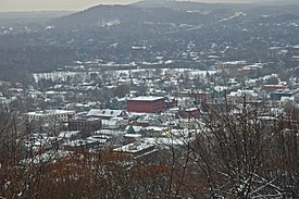 Millburn NJ winter from SM Reservation.jpg