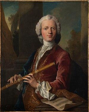 Portrait présumé de Michel Blavet