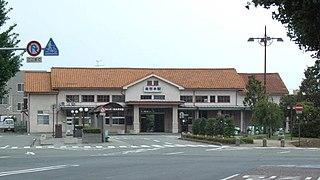 Minami-Kumamoto Station Railway station in Kumamoto, Japan