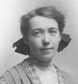 Minerva Teichert - Teichert in 1908