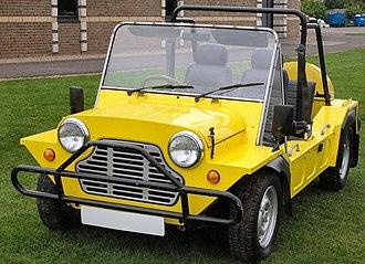 Mini Moke - 1984 Portuguese Mini-Moke