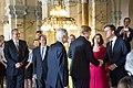 Minister-president Rutte begroet Koning Willem-Alexander. (9612848745).jpg