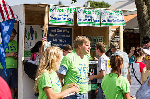 Minnesota for Marriage – Minnesota State Fair (7992941428)