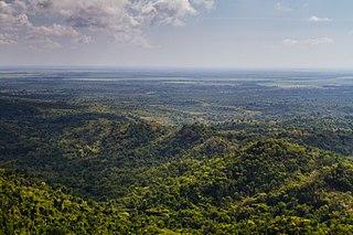 Sierra del Rosario Mountain range of Cuba