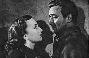 Mireille Balin - Mireille Balin and Fosco Giachetti in The Siege of the Alcazar (1940)