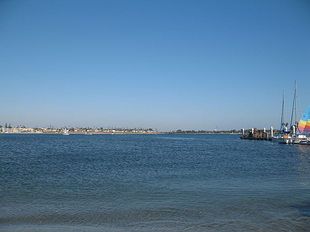 Mission Bay, San Diego