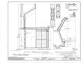 Mission Santa Barbara, 2201 Laguna Street, Santa Barbara, Santa Barbara County, CA HABS CAL,42-SANBA,5- (sheet 23 of 30).png