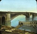 Mississippi at St. Louis, MO. (Magnificent Eads Bridge) (4904266553).jpg