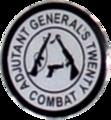 Missouri Adjutant Generals 20 Combat Badge.png