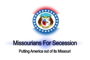 English: The Missourians For Secession's offic...