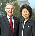 Mitch McConnell and Elaine Chao (cropped).jpg