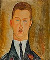 Modigliani - Dr. Francois Brabander, 1918.jpg