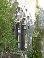 Mogneville (60), église Saint-Denis, chevet, fenêtre de la chapelle sud 2014-04.jpg