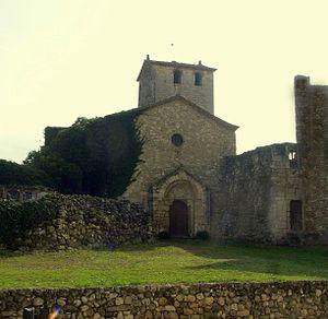 Monestir de Sant Sebastià dels Gorgs (Avinyonet del Penedès) - 11.jpg