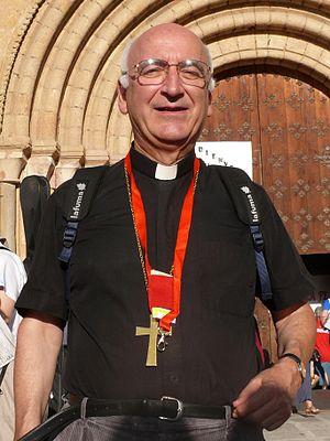 Thierry Jordan - Archbishop Jordan