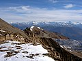 """Mont pucel's area's sight toward """"Dent Blanche"""" - panoramio.jpg"""