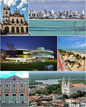 João Pessoa, Paraíba - João Pessoa skyline