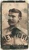 Monte Ward, New York Giants, baseball card portrait LCCN2007683709.tif