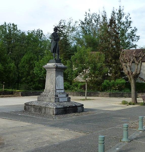 Monument aux morts de Labastide-du-Vert
