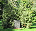 Monument fašismiohvritele Jäneda mõisapargis.JPG