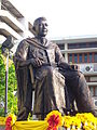 Monument of Pridi Banomyong, Thammasat University 03.jpg